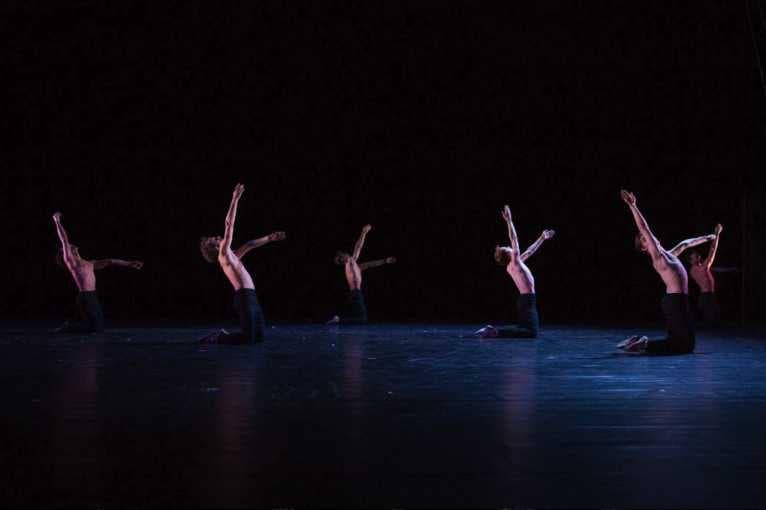 Večer s Baletním souborem Národního divadla Praha