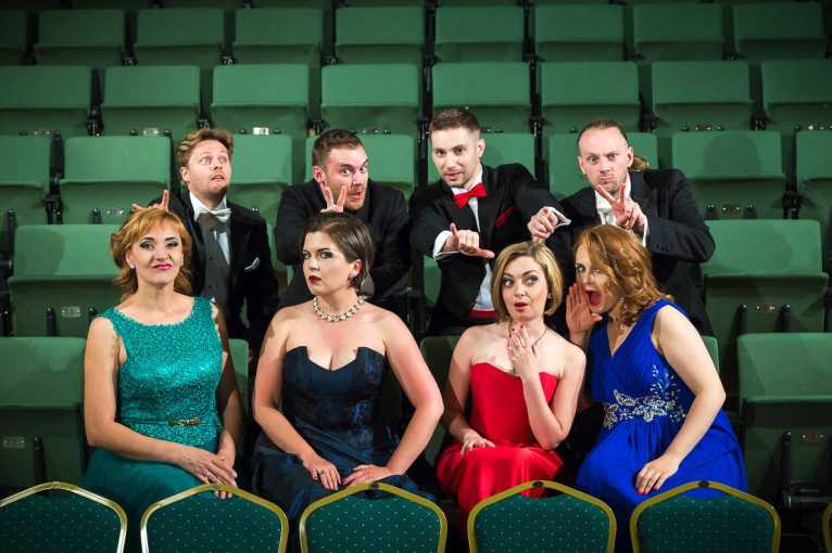 Gala Operowo-Operetkowa: Sonori Ensemble