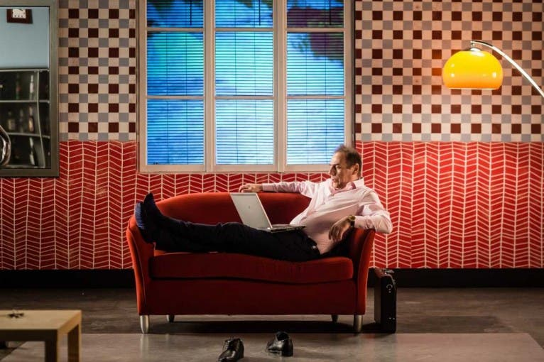 Teatroteka WFDiF: Porwać się na życie