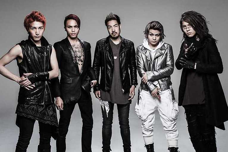 Crossfaith + Coldrain + support: The Truth Is Out There