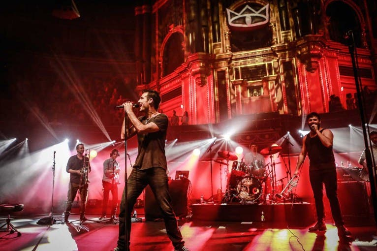 The Cat Empire + support: Andy V