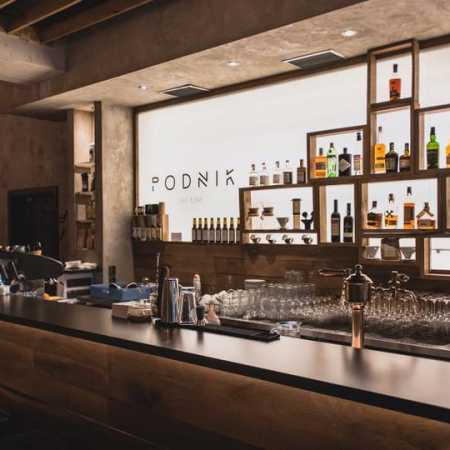 Podnik café bar