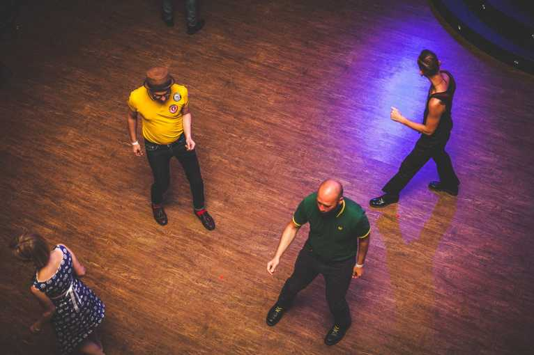 Prague Northern Soul Weekender: Papa Peters + Miss Cee + Tenaten