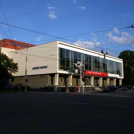 Mětské divadlo Zlín