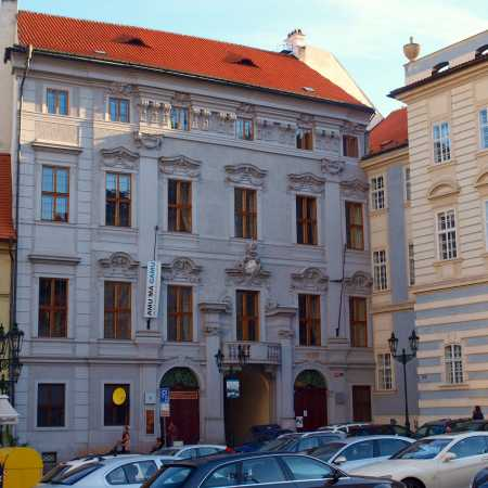 Academy of Performing Arts in Prague