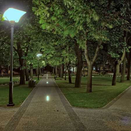 Park Miejski w Gostyniu