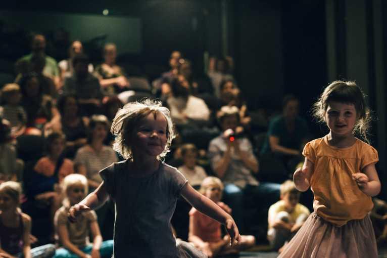 Taneční ateliér pro děti od 4 do 6 let