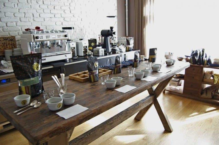 Prague Coffee Tour 1 – vycházka