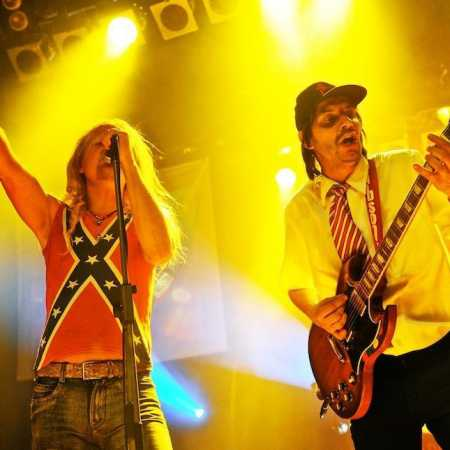 AC/DC revival – Bon Scott Memorial Band
