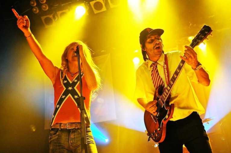 AC/DC revival – Bon Scott Memorial Band