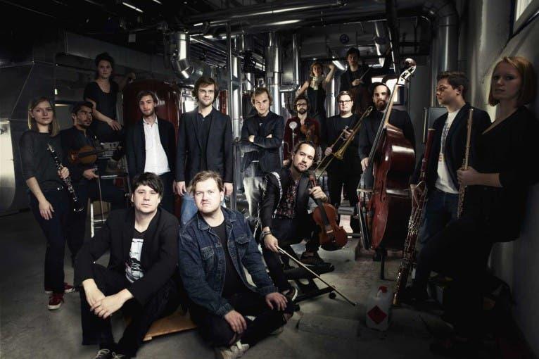 Mladí ladí jazz 2018: VKKO + support: Mr. Ultrafino + další