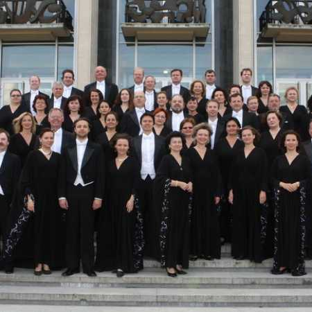 Choir of the Janáček Opera of National Theatre Brno