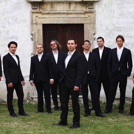 Danubius Octet Singers Bratislava