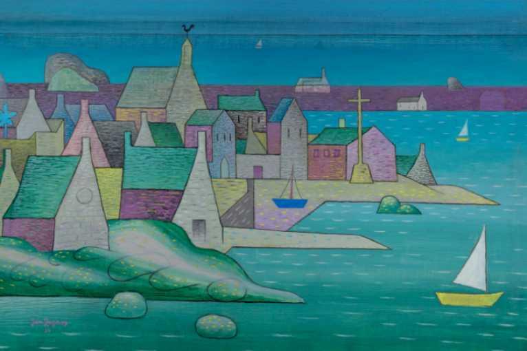 Bonjour, Monsieur Gauguin: Czech Artists in Brittany 1850–1950