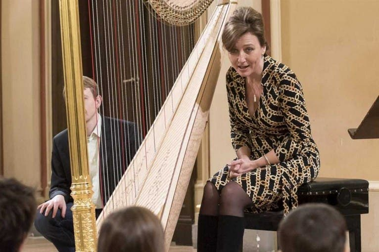 The Little Rudolfinum: The Playful Harp