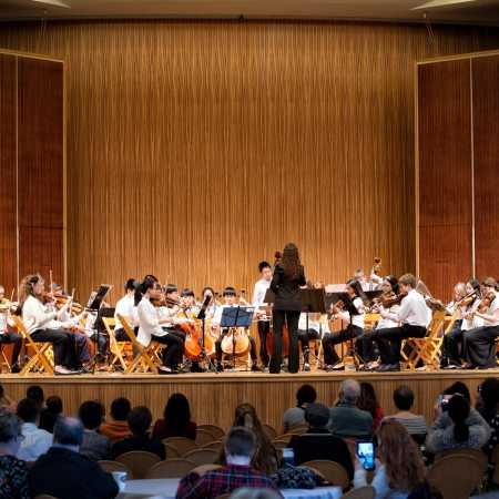 Greater Buffalo Youth Orchestra