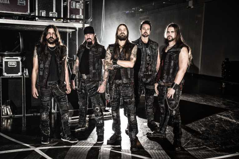 Iced Earth + Chainsaw + Horrorscope
