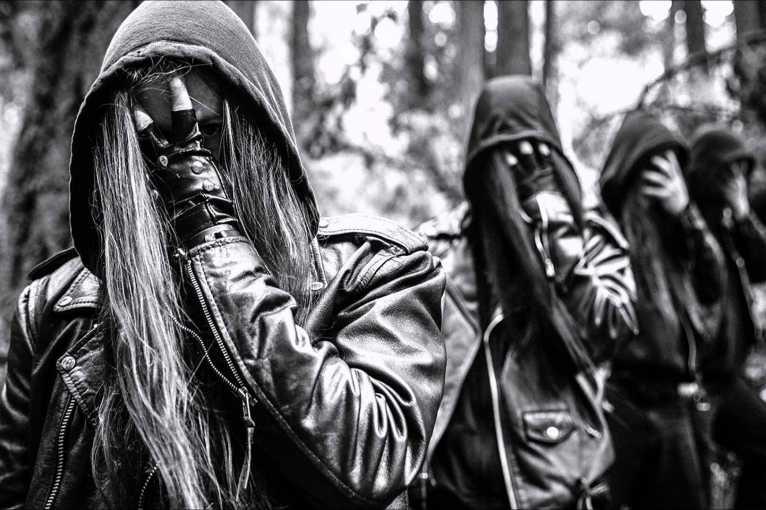 The Spectral Storm Tour: Uada + Panzerfaust + Odium Humani Generis