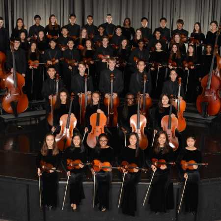 Student String Orchestra Walton
