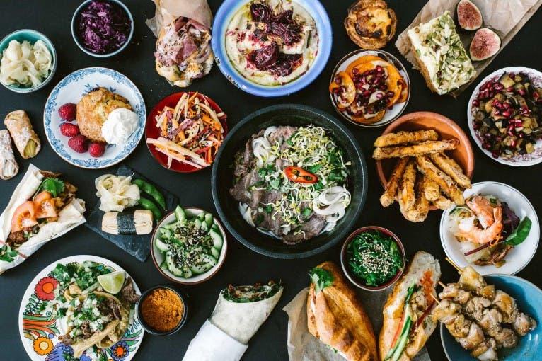 Street Food Festival – jaro 2018