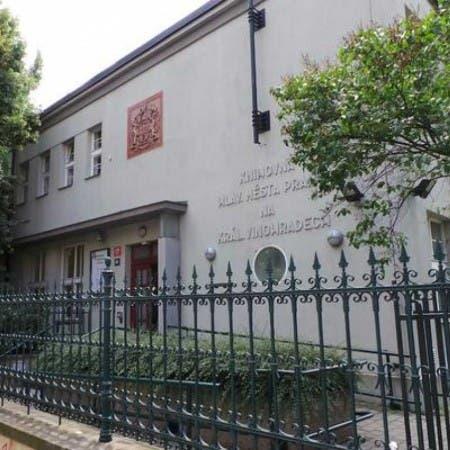 Library Vinohrady