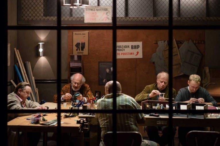 Teatroteka WFDiF: Zakład karny - o stówę