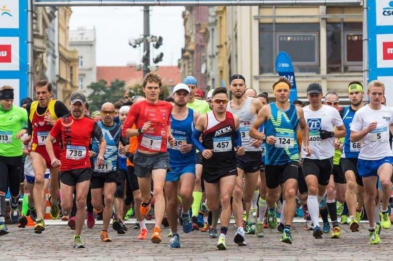 Škoda fit půlmaraton 2018