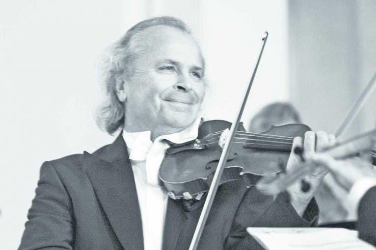 4. koncert: Violino Václava Hudečka
