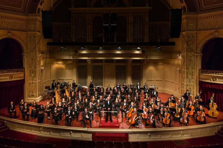 Musica Orbis 2018: Three Rivers Young Peoples Orchestra