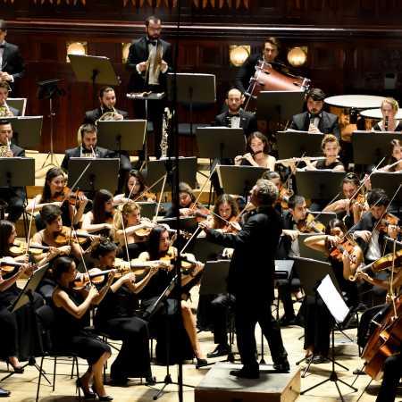 Turecká národní filharmonie mládeže