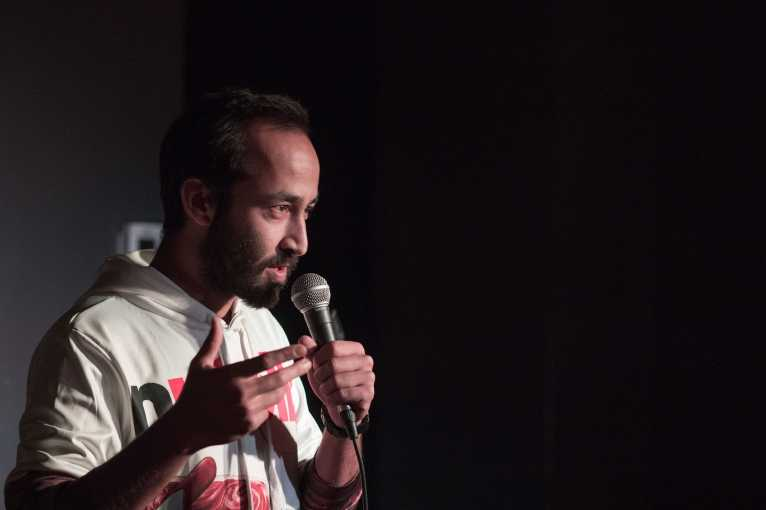 Velvet Comedy: Toby Arsalan Solo Show