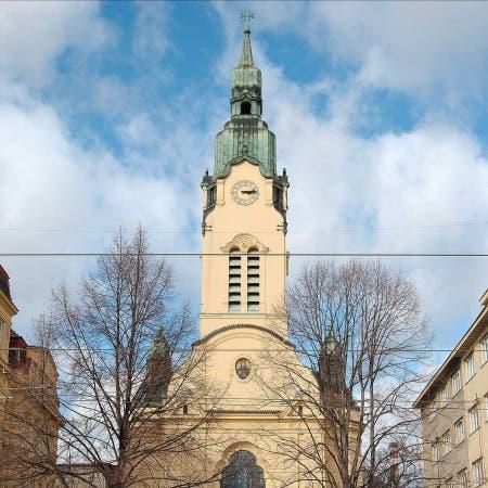 Kostel Neposkvrněného početí Panny Marie, Brno-Křenová