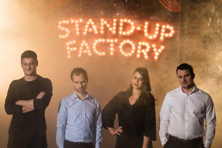 Stand-up Factory vol. 1 v Berouně