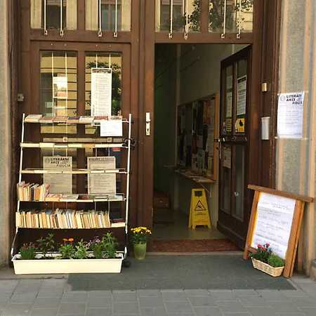 Antiquarian bookshop Fiducia