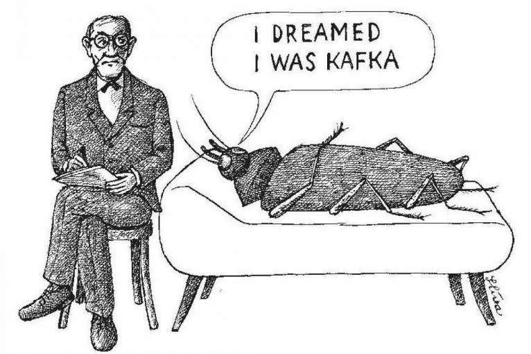 My Cup of Kafka