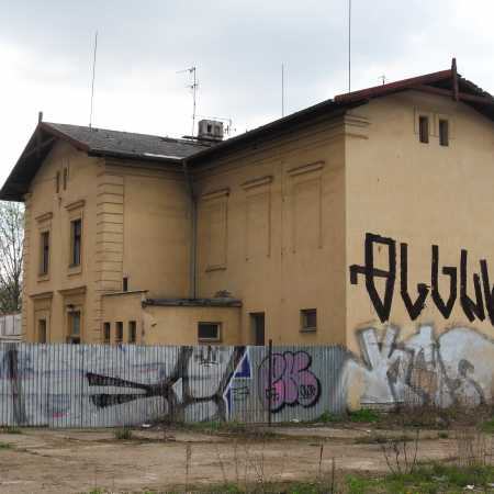 Prázdné domy: Hrabalova Libeň