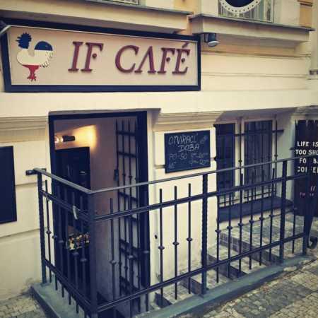 If Café Belgická