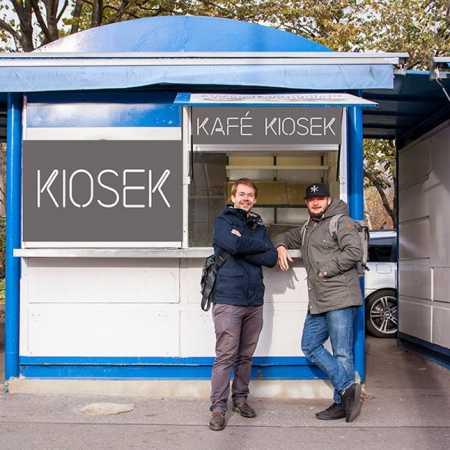 Kafe Kiosek