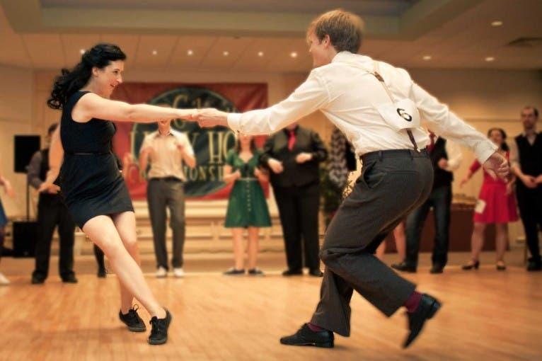Swingové tančírny na Tržnici
