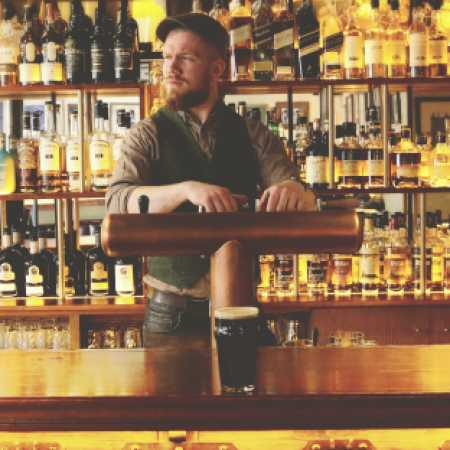 Whiskey Bar, který neexistuje