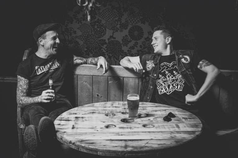 The Bar Stool Preachers + The Junk Food