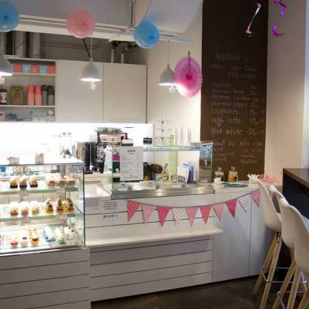 Cupcakekárna na Zelňáku
