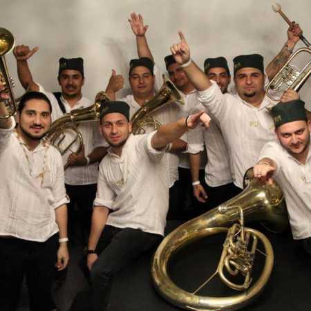 Marko Markovic Brass Band