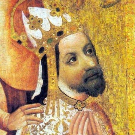 Čtyři ženy Karla IV.