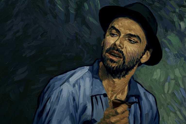 Filmová projekce filmu S láskou Vincent