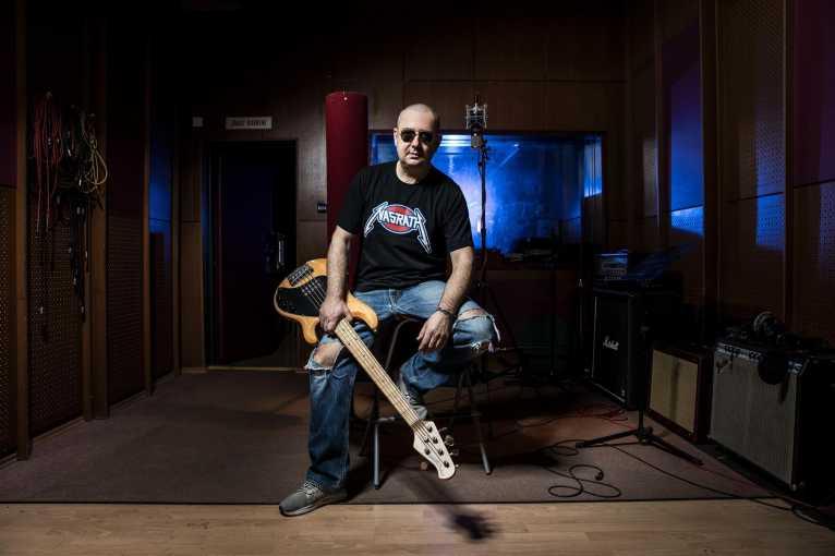 James Cole (album release) & Risto