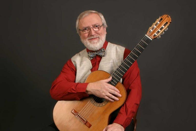 Concert for 75th birthday of profesor Štěpán Rak
