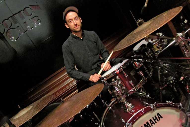 Workshop pro bubeníky s Richardem Spavenem