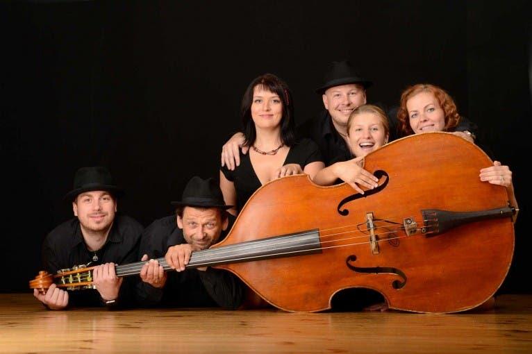 David Vysloužil & Acoustic Irish
