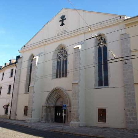 Kostel Povýšení sv. Kříže